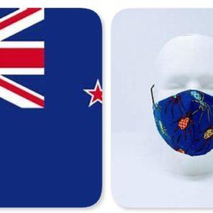 New Zealand Face Mask