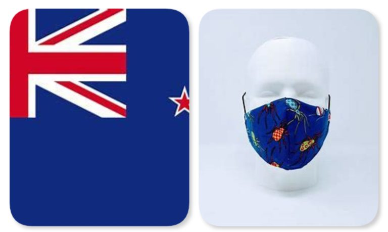 Talk New Zealand Records Suspected COVID-19 Community Mask Wearing