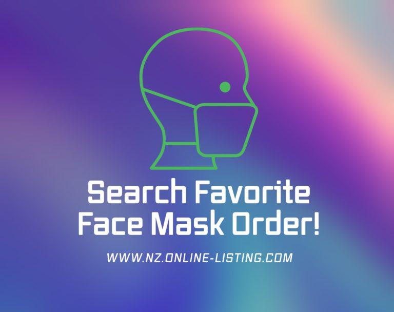 New Zealand Discount Face Masks