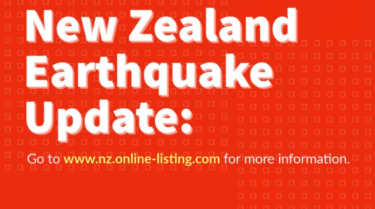 Search New Zealand News Today Earthquake