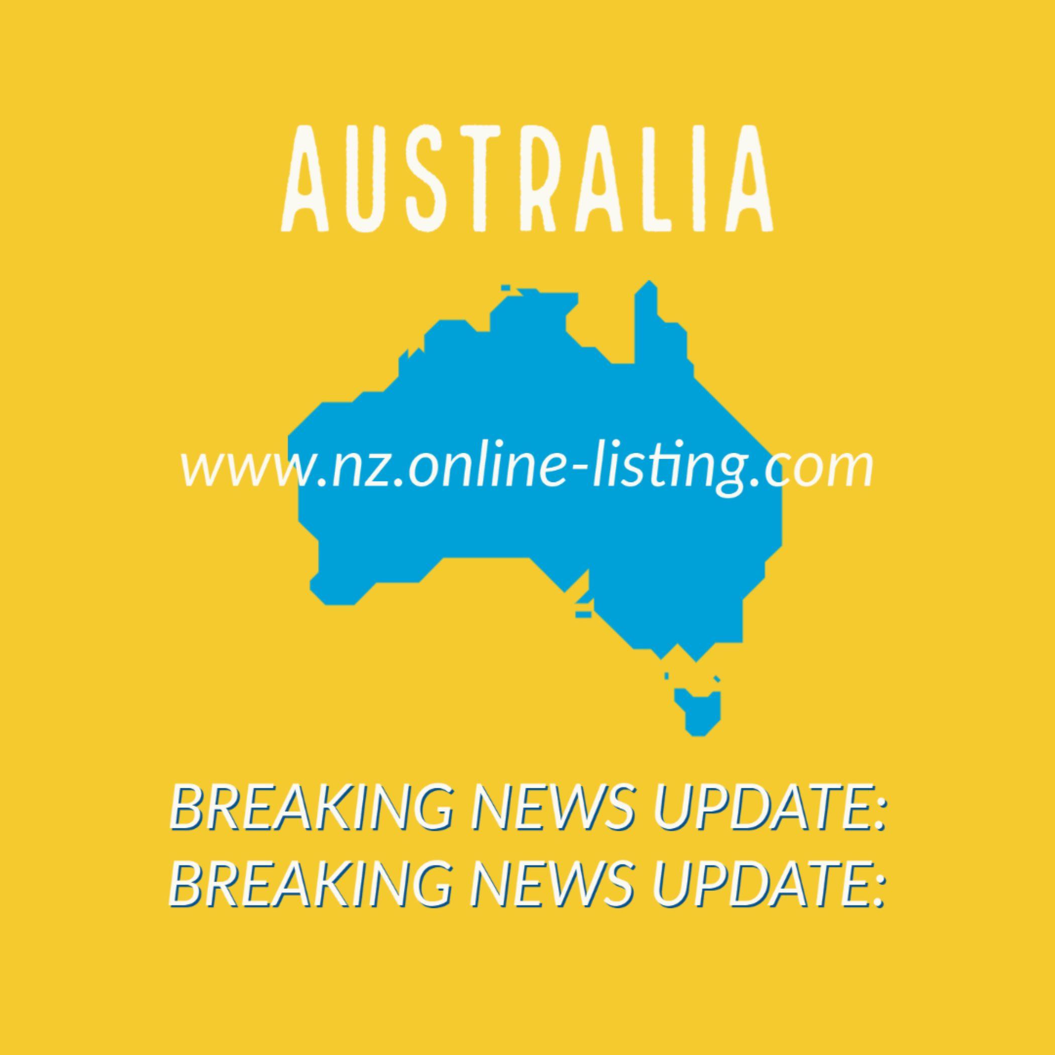 New Zealand Breaking News Update