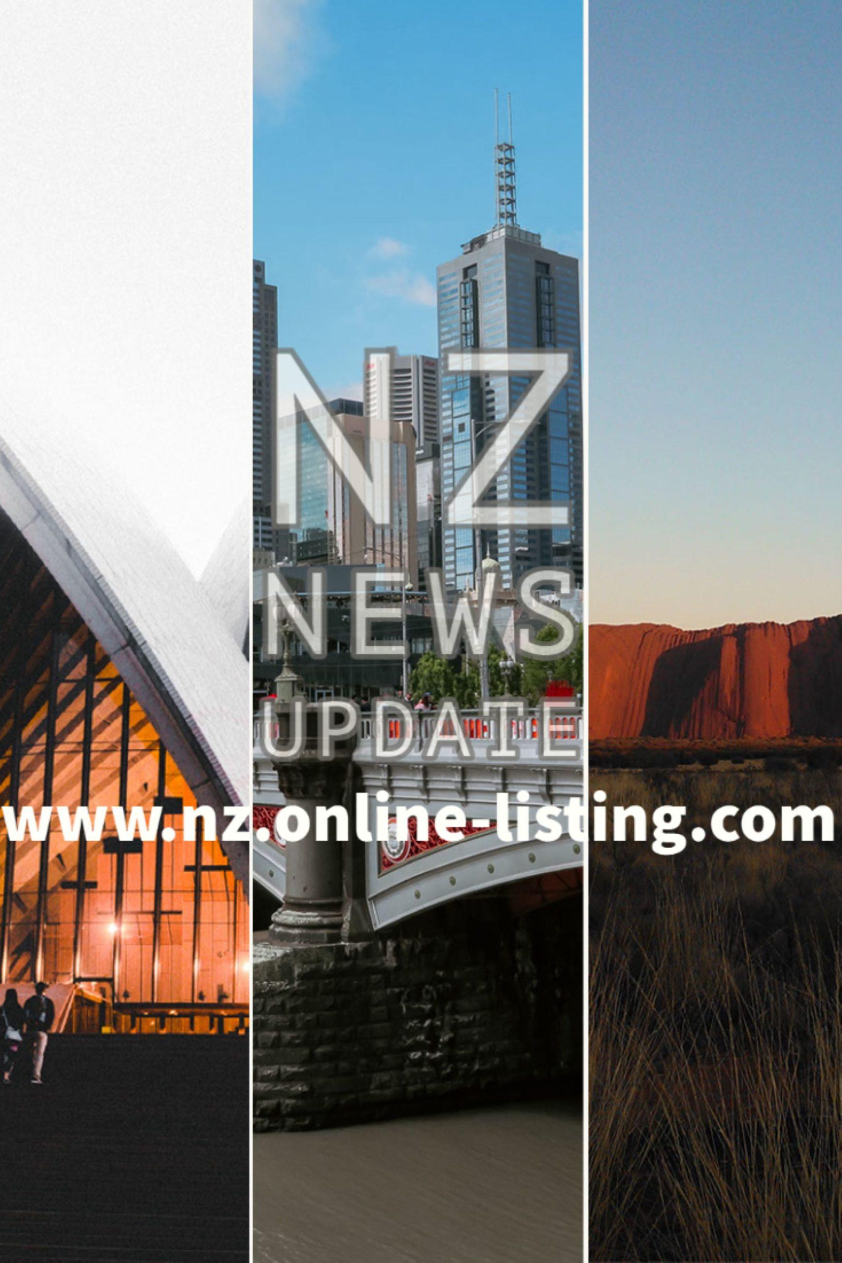 NZ Breaking News